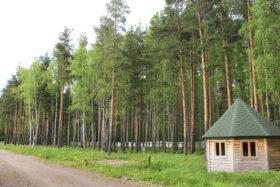 Строительство домов в КП Leso Park